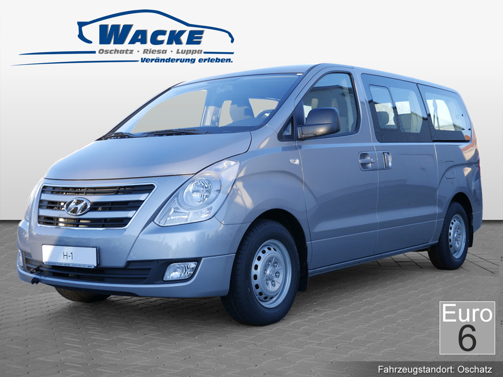 hyundai h 1 travel 2 5 crdi family kamera navi euro6 oschatz autohaus wacke. Black Bedroom Furniture Sets. Home Design Ideas