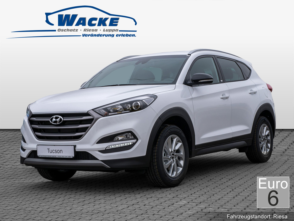 hyundai tucson 1 6 2wd passion euro6 riesa autohaus wacke. Black Bedroom Furniture Sets. Home Design Ideas