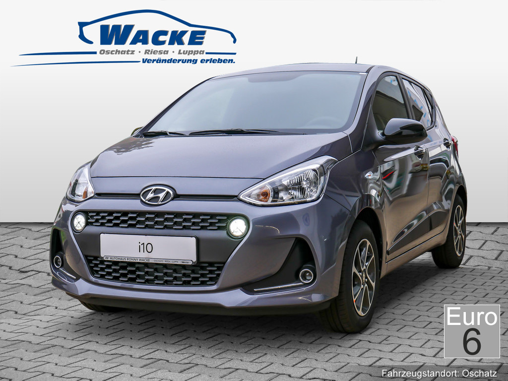 hyundai i10 1 0 oschatz autohaus wacke. Black Bedroom Furniture Sets. Home Design Ideas