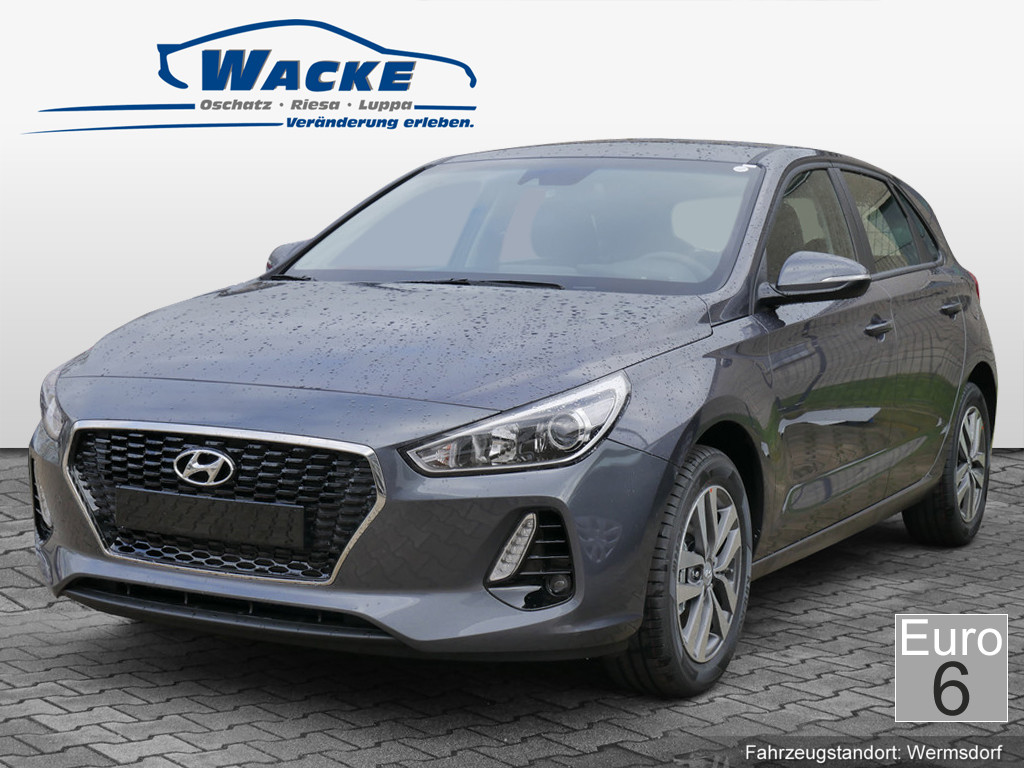 hyundai i30 fastback 1 4 t gdi style euro6 riesa autohaus wacke. Black Bedroom Furniture Sets. Home Design Ideas