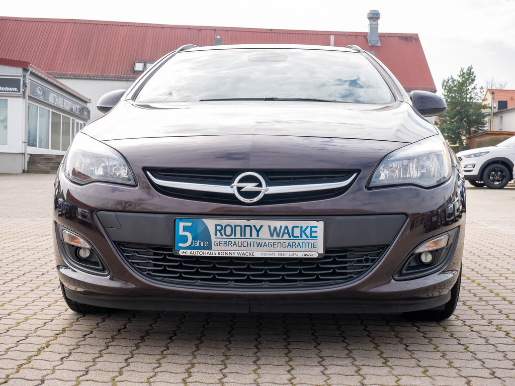 Opel Astra ST